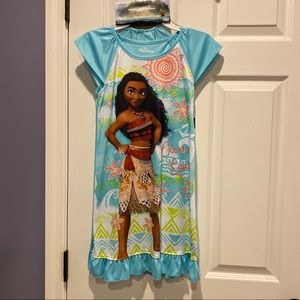Other - Moana nightgown size 8